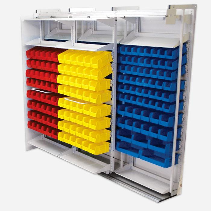 FrameWRX Modular Bin Storage System