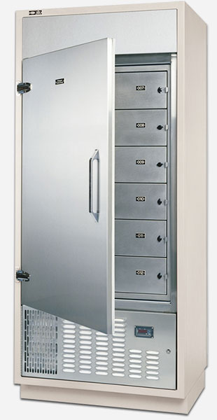 Refrigerated Evidence Locker