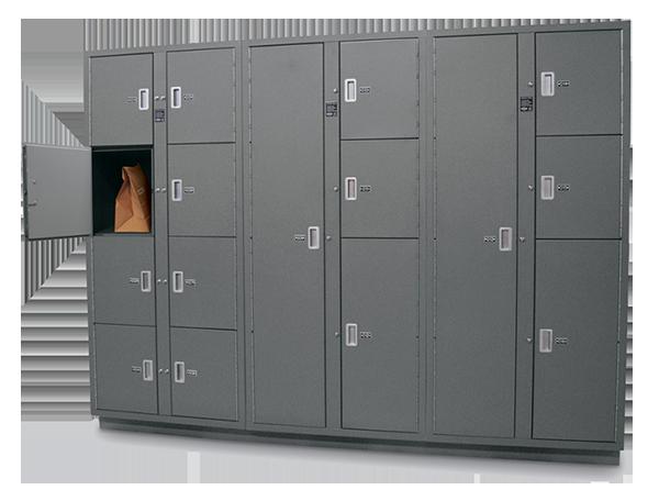EvidenceLocker-Storage