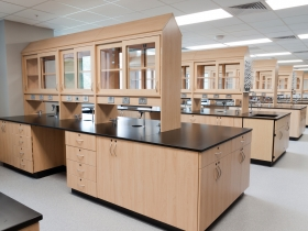 Modular Casework for Labs