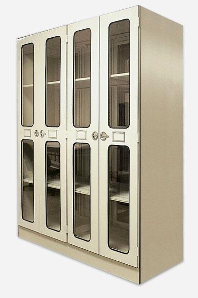 Museum Cabinet Storage