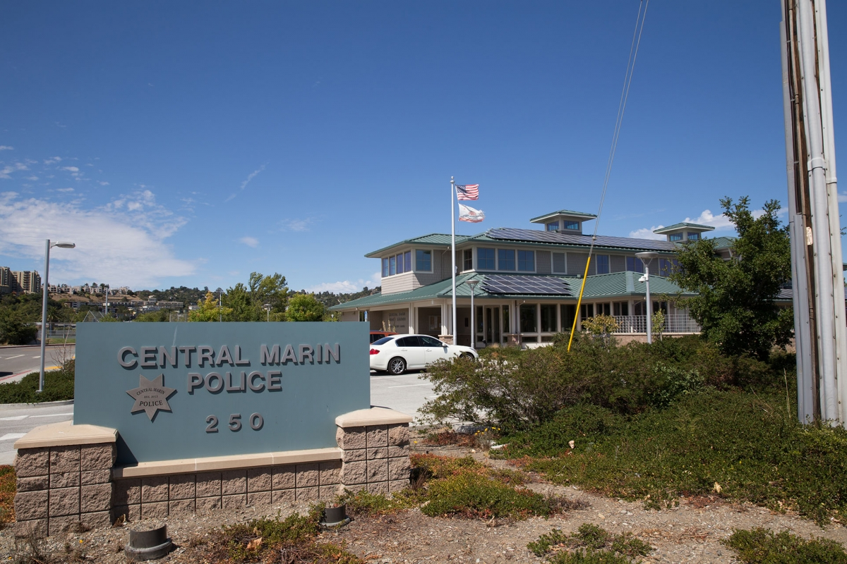 Central Marin Police Department Building
