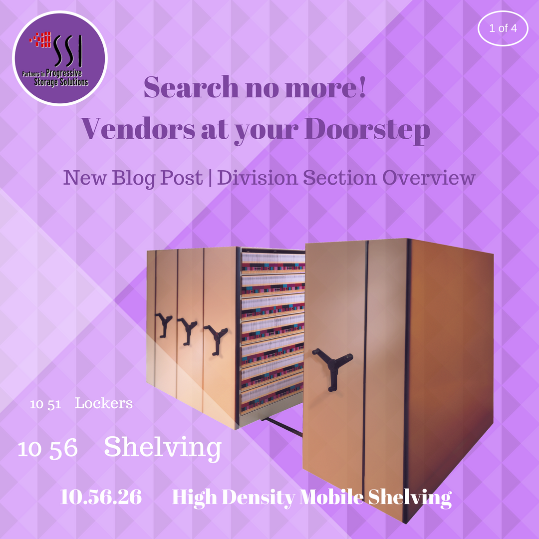 division section vendors