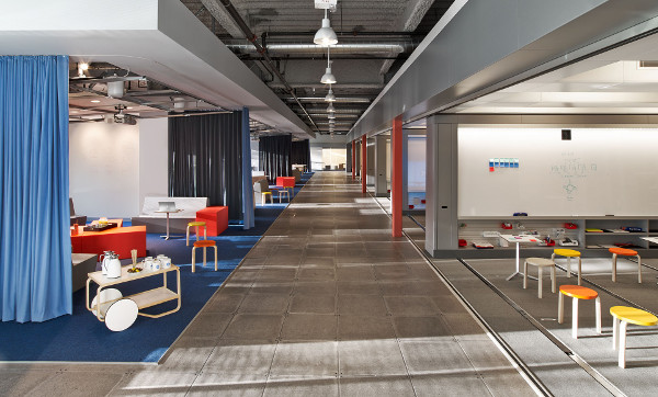 moveable walls - configurable space